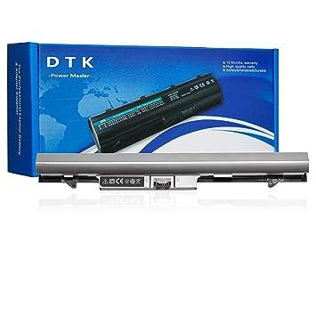 DTK® RA04 H6L28AA Batería de Repuesto para Portátil for HP ProBook 430 G1 430 G2 [14.8V 2200MAH] Gris Plateado: Amazon.es: Informática