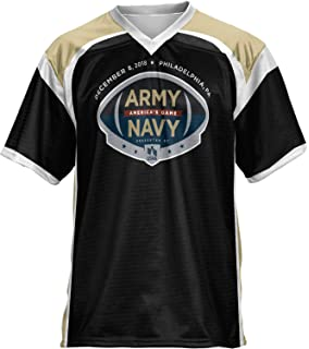 ac95a757 United States Military Academy Army Navy Game 2018 Men's Football Fan Jersey  - Red Zone