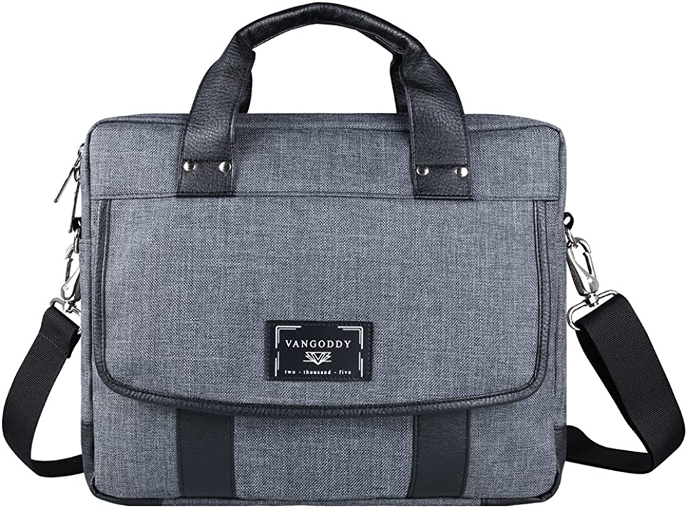 Laptop Shoulder Bag 11 12 13 14 15 15.6 16 17.3 Inch Messenger Bag Briefcase Men