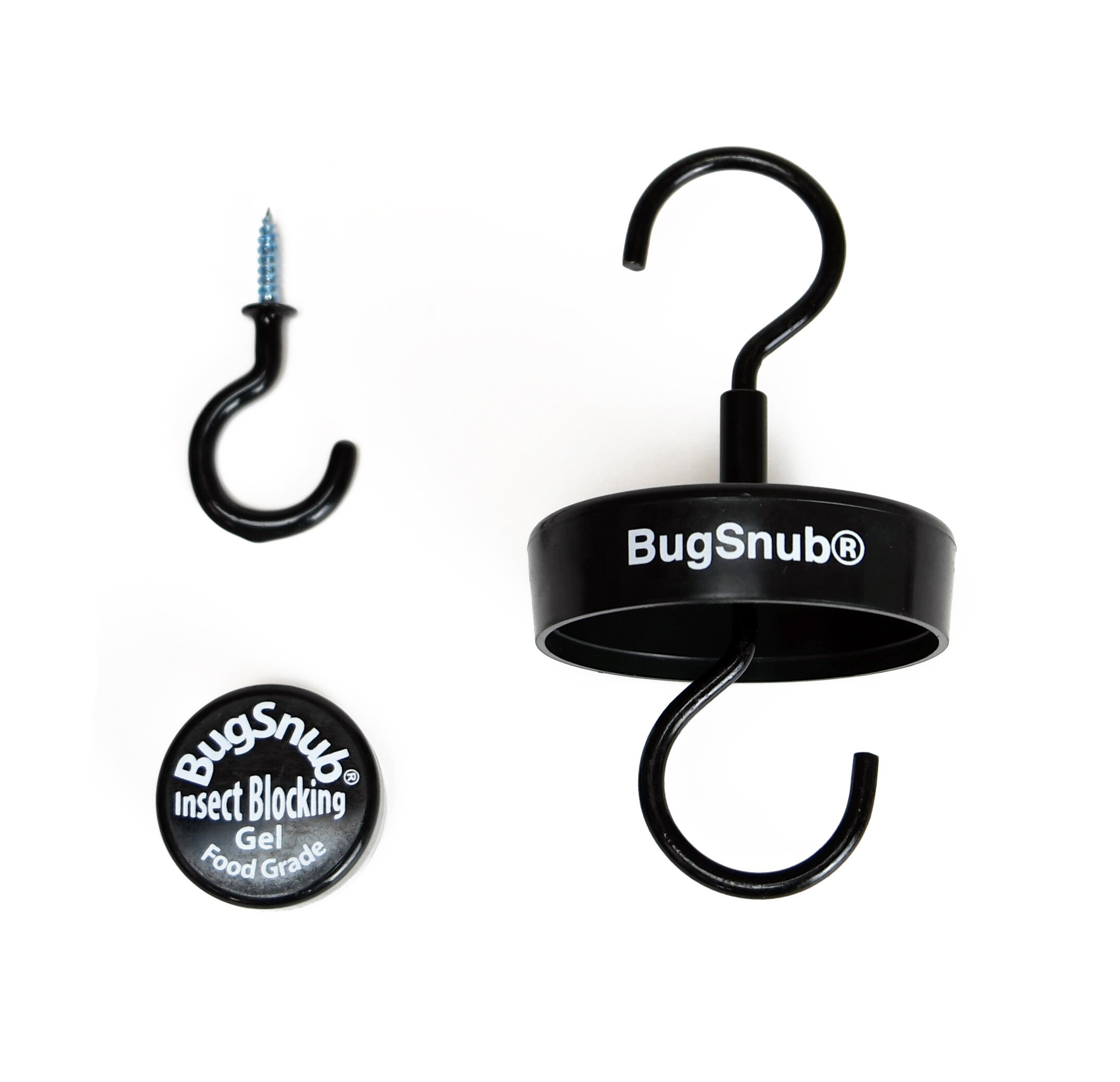 BugSnub Hummingbird Nectar Ant Guard - Moat Free, Poison Free Ant Deterrent for Feeders Up to 10 Pounds, (BSHH4)
