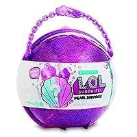 Giochi Preziosi - LOL Pearl Surprese Mezza Sfera con LOL e LIL Speciali Incluse, Colori Assortiti