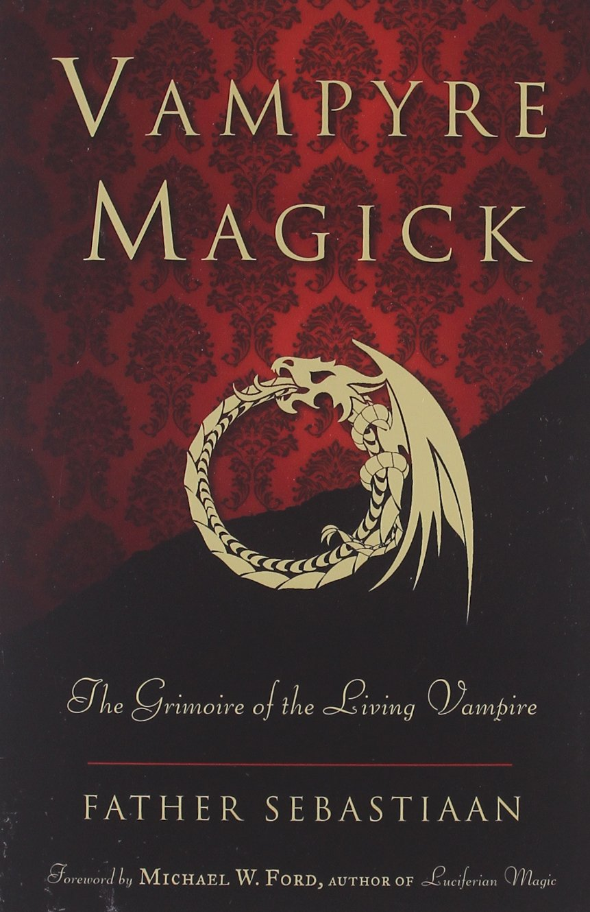Download Vampyre Magick: The Grimoire of the Living Vampire ebook