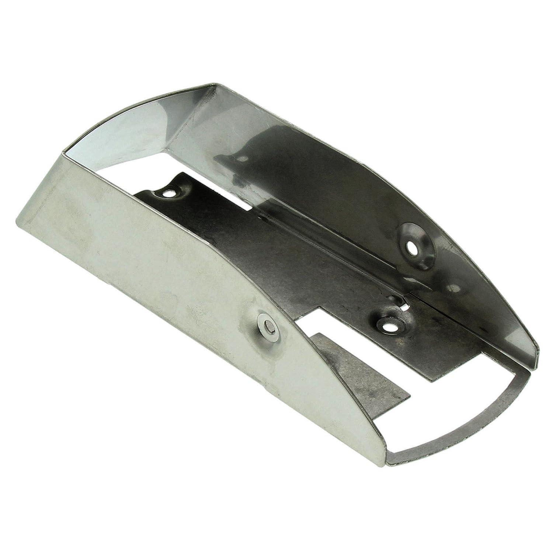 Cubierta de acero inoxidable para teclados TSE, Burg W/ächter EBL SB compatible con modelos 3000 Basics y 4000 Home