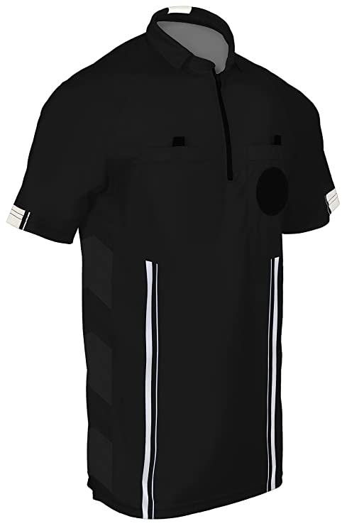 64006a2aacd Amazon.com  New! Soccer Referee Jersey  Sports   Outdoors