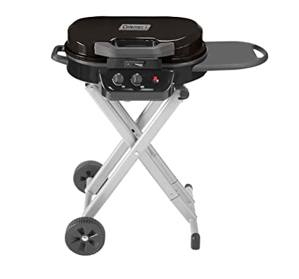 Coleman Roadtrip 225 Portable Stand Up Propane Grill Black