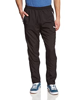 adidas Herren Core 18 Hose, schwarz (BlackWhite), S: Amazon