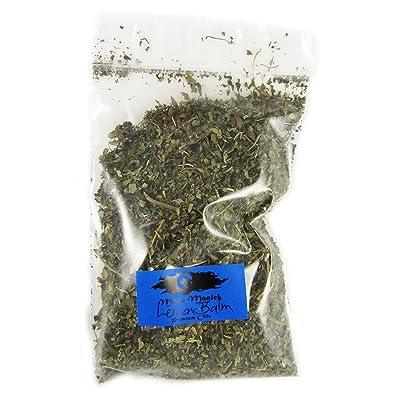 Lemon Balm Raw Herb: Health & Personal Care