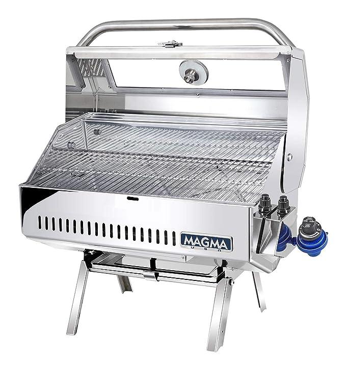 Amazon.com: Magma Products, A10-918-2GS Newport 2, grill de ...