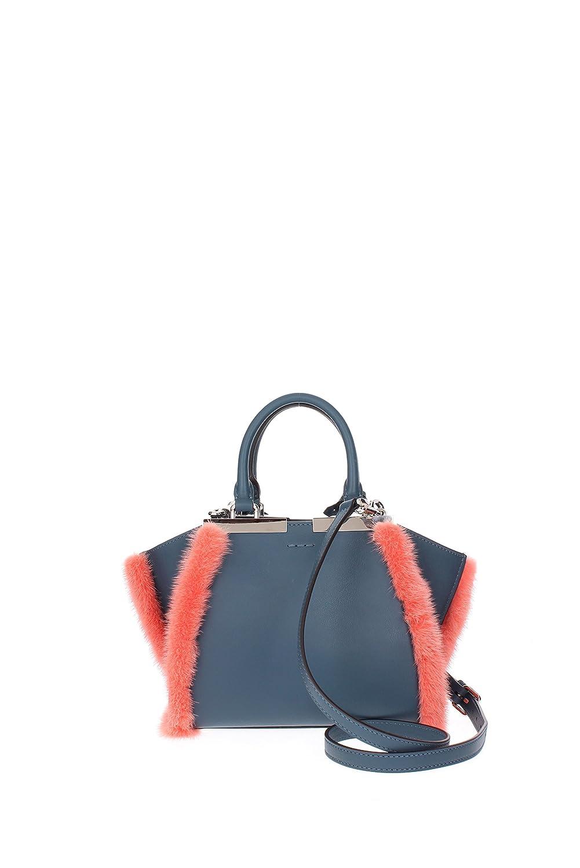 c941d173ac8 Handbags Fendi 3JOURS MINI Women - Leather (8BH33387SF03RE): Amazon.co.uk:  Clothing