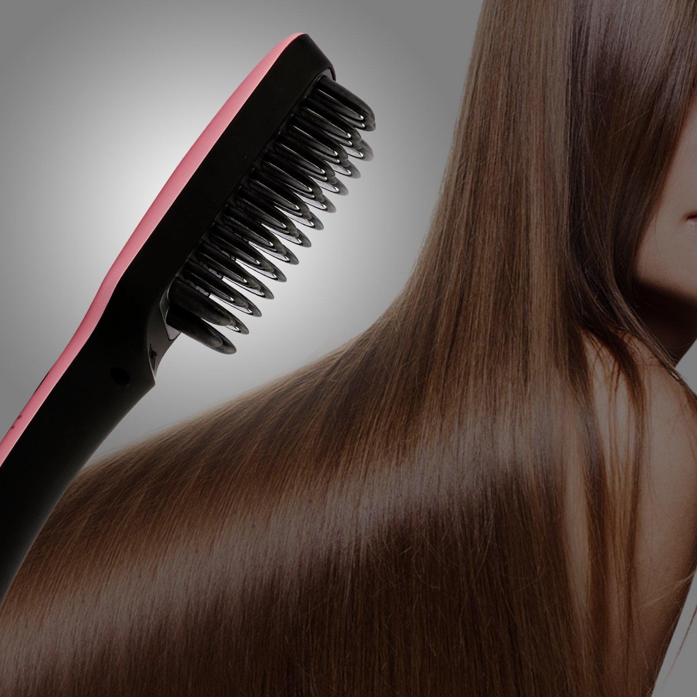 Juego de clips para el cabello, rizador de pelo, alisador ...