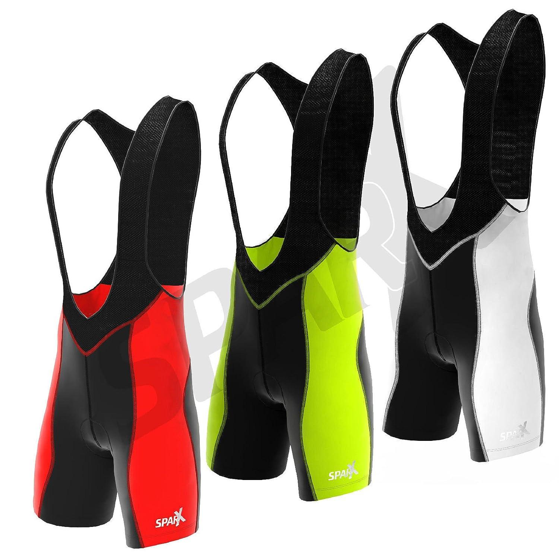 Sparx Sports APPAREL メンズ B07BHWVB3B  ブラック/ネオングリーン Medium