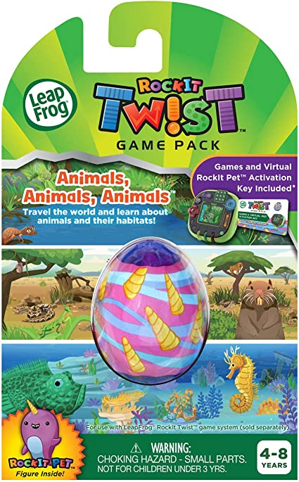 LeapFrog RockIt Twist Dual Game Pack