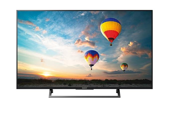 """14 opinioni per Sony KD49XE8096 49"""" 4K Ultra HD Smart TV Wi-Fi Aluminium, Black LED TV- LED TVs"""