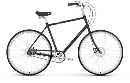 a77eaafabf4 Image Unavailable. Image not available for. Color  Raleigh Bikes Harlan  City Bike