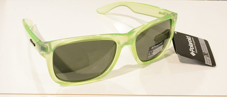 Gafas de sol polarizadas Polaroid P 957 y verde 100% UV Block Sunglasses Polarized: Amazon.es: Deportes y aire libre