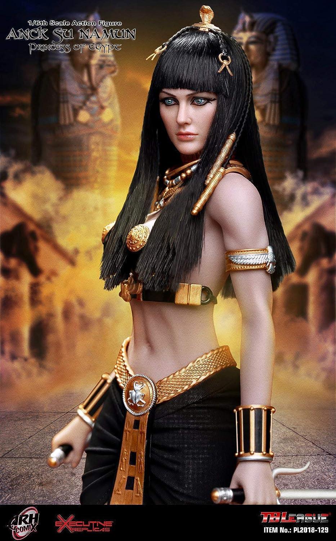TBLeague Phicen Seamless Female Body Queen consort of Egypt Nefertiti 1//6 FIGURE