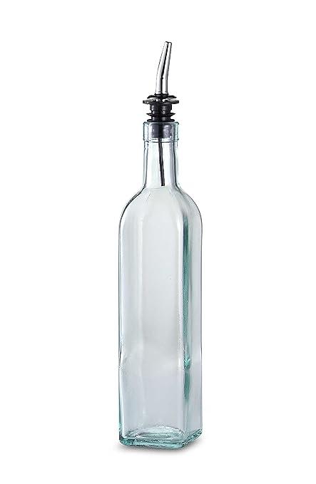 Amazoncom Ehomea2z Italian Glass Oil And Vinegar Cruet 16 Oz