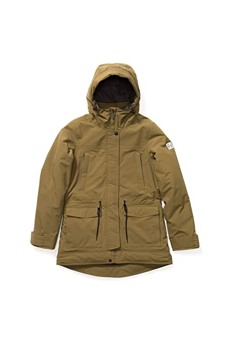 e6a1a84bb Amazon.com : Holden Women's Shelter Jacket-Ol-Small, Olive, Small ...