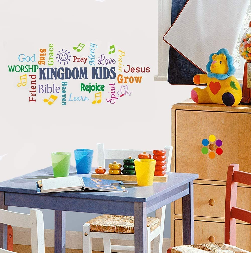 2 Diy Removable Wall Window Positive Sayings For Kids Baby Nursery Childrens Bedroom Classroom Home Decor Art Bloommay Motivational Phrases Wall Decals Child Inspirational Quotes Wall Sticker Wall Stickers Murals Toys