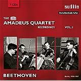 The RIAS Amadeus Quartet Recordings, vol. 1 : Beethoven.