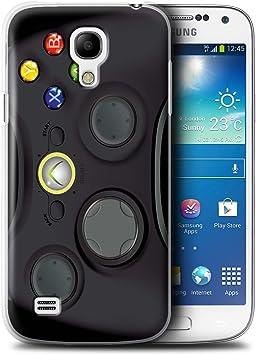 Carcasa/Funda STUFF4 dura para el Samsung Galaxy S4 Mini / serie: Consola de juegos: Amazon.es: Electrónica