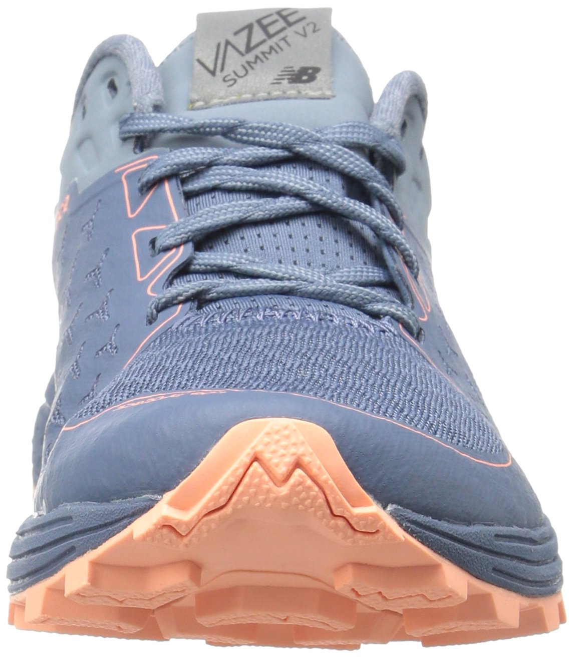 New Balance Women's Vazee Summit V2 Running 5.5 Shoe Trail Runner B01LZL83B1 5.5 Running B(M) US|Deep Porcelain Blue/Reflection 6e5997