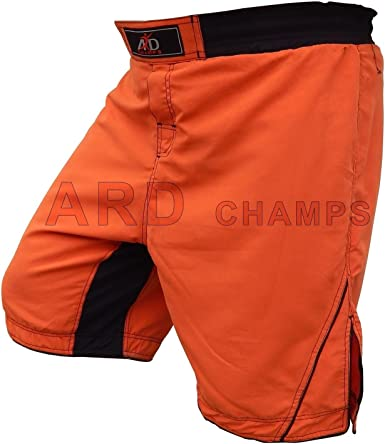 MMA Shorts Cage Fight Grappling Kick Boxing Muay Thai Training Wear
