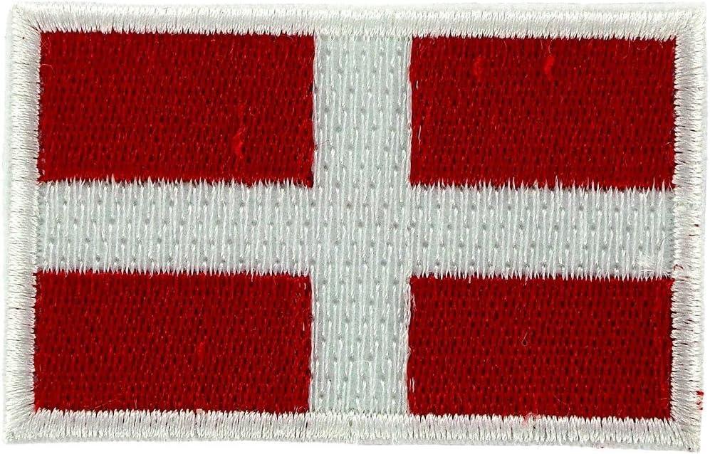 Patch Ecusson-gesticktem Flagge Savoyen zum Aufb/ügeln Backpack