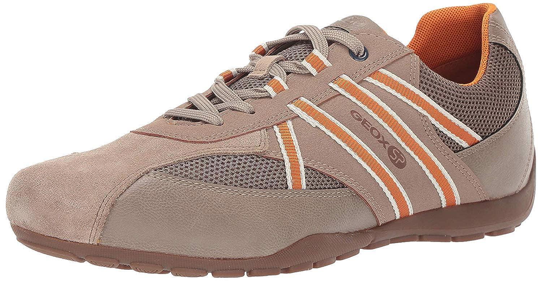 Geox RAVEX U923FB Uomo Sneaker,Scarpe da ginnastika,Scarpe da Cosa Sportivi,Scarpe Sportive,Basso,Signori Scarpe,Sneaker,Scarpa Stringata,Traspirante