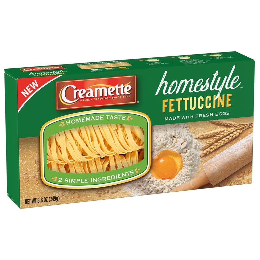 Creamette Homestyle Fettuccine, 8.8-Ounce (Pack of 9)