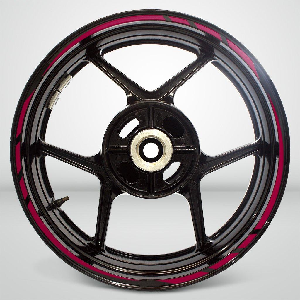 Rapid Outer Rim Liner Stripe for Kawasaki Ninja 650 Gloss Red