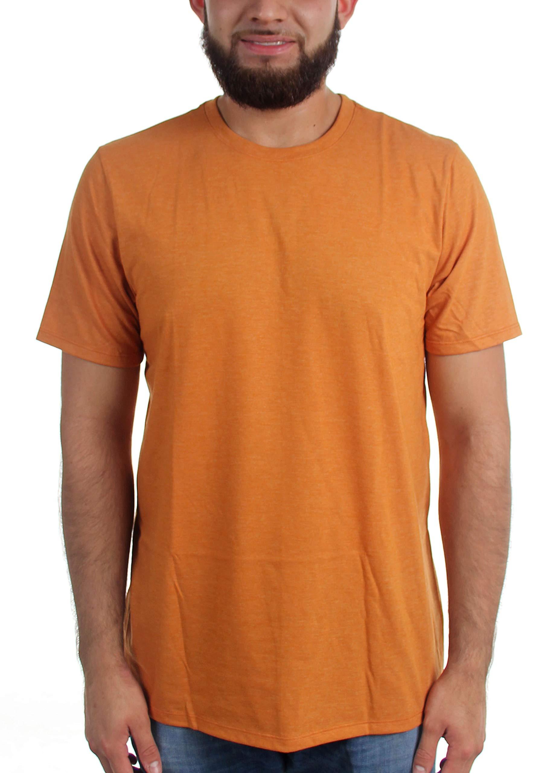 Hurley - Mens PRM Staple T-Shirt, Size: Large, Color: Monarch HTR