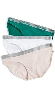 Calvin Klein Womens Radiant Cotton Bikini Panty