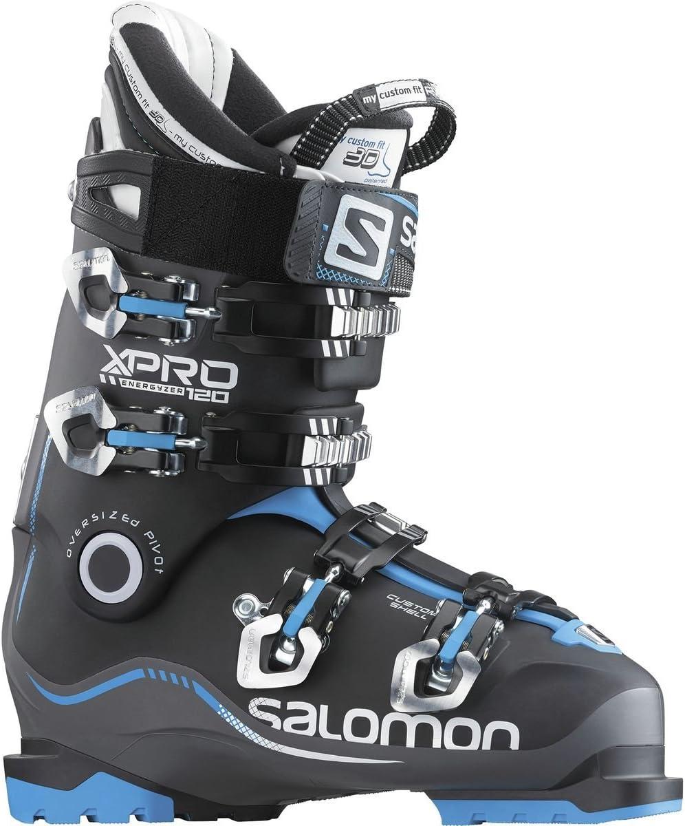 : Salomon X Pro 120 Ski Boots Mens : Sports