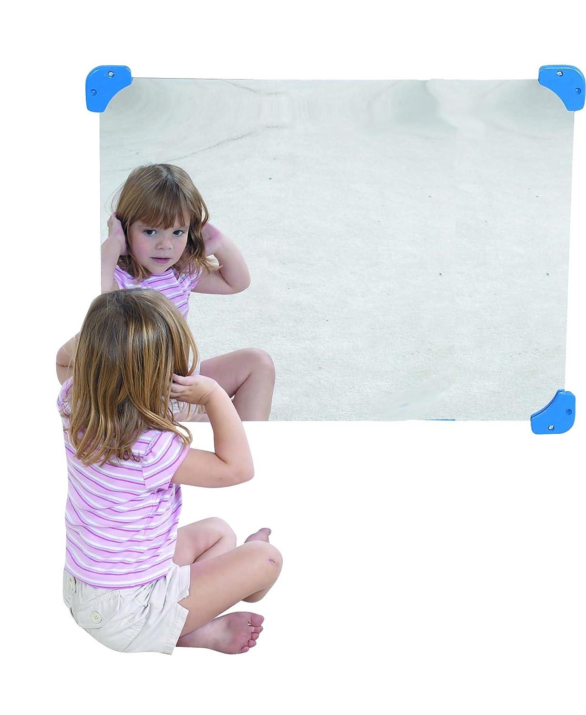 Children's Factory Rectangle Mirror, 24 X 36 CF332-491 Children's Factory 1779-CF332-491