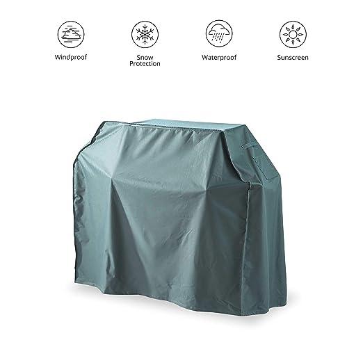 Lumaland Cubierta Lona Protectora Impermeable para Muebles de ...