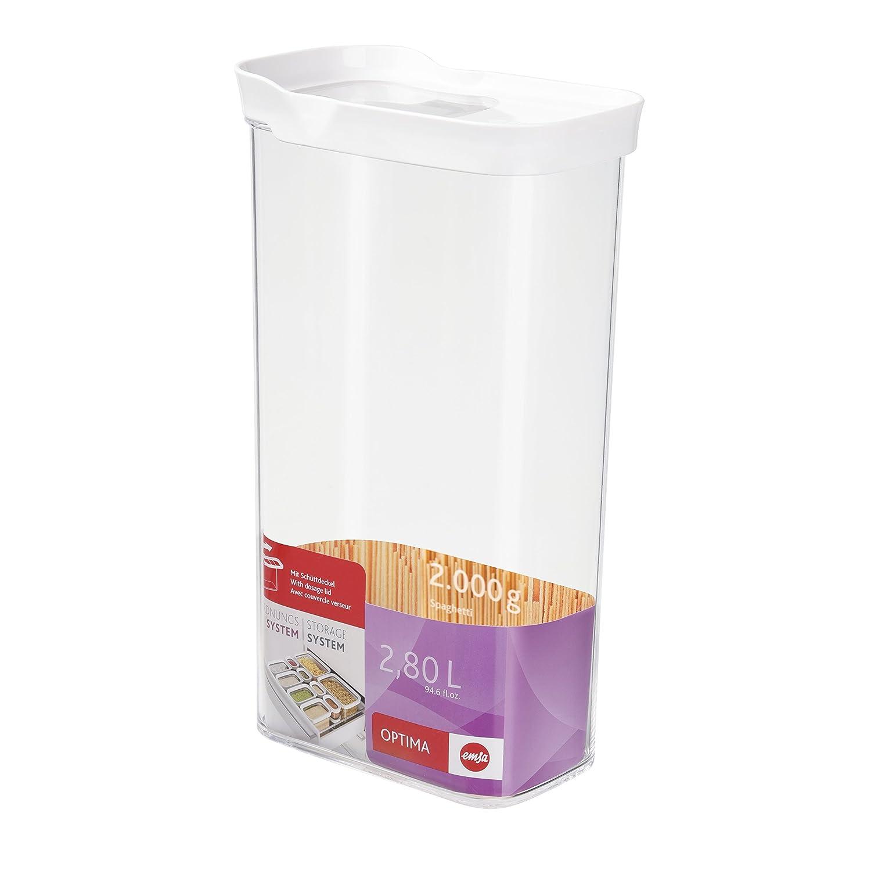 Emsa Stapelbare Vorratsdose für Trockenvorräte 100