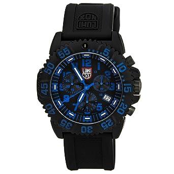 Luminox Navy Seal Colormark - Reloj de cuarzo para hombre a-3083: Amazon.es: Relojes