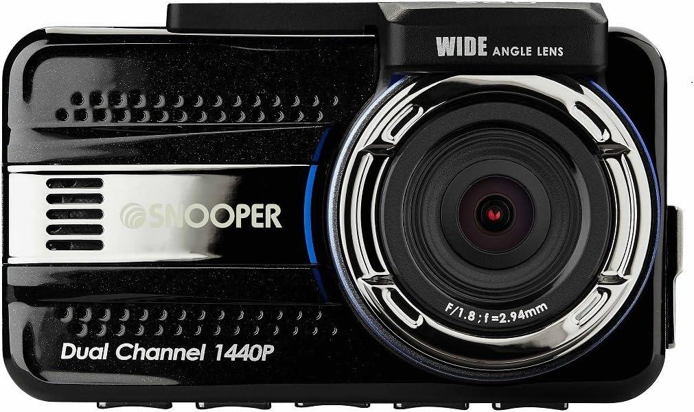 Snooper Dvr 5hd Full Hd 2 Kanal Dash Kamera Navigation