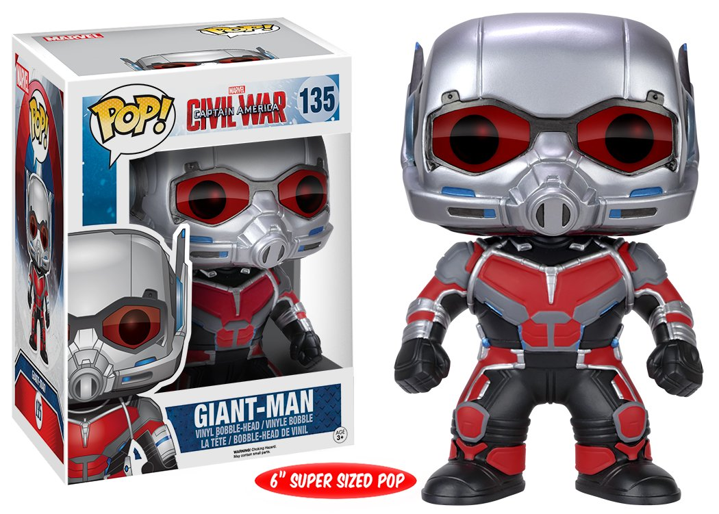POP! Bobble - Marvel: Captain America CW: 6