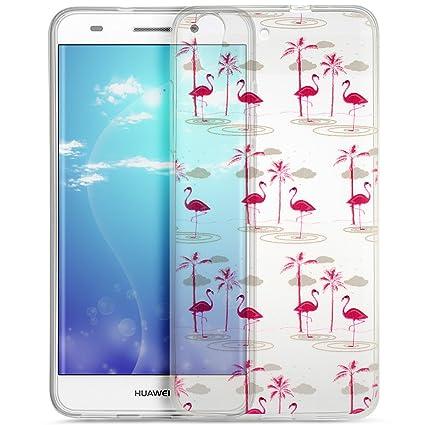 Funda Huawei Y6 II, Carcasa Huawei Y6 II, ikasus [Ultra Slim ...