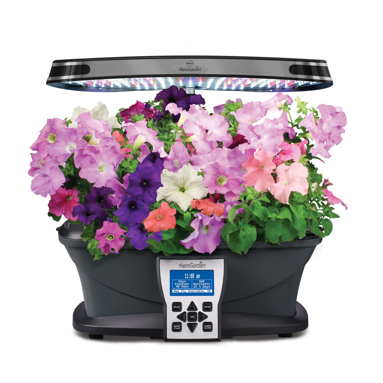 Amazoncom Miracle Gro AeroGarden Ultra LED with Gourmet Herb