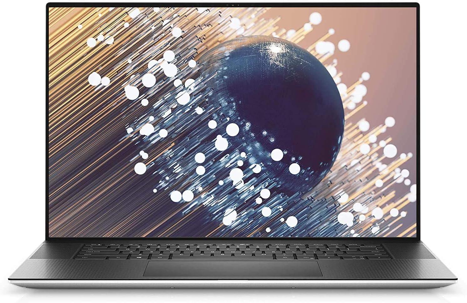 New Dell XPS 17 9700 17 inch UHD Plus Laptop (Silver) Intel i7-10750H 10th Gen, 32GB DDR4 RAM, 1TB SSD, NVIDIA GeForce RTX 1650 Ti 4GB GDDR6, Windows 10 Home (Renewed)