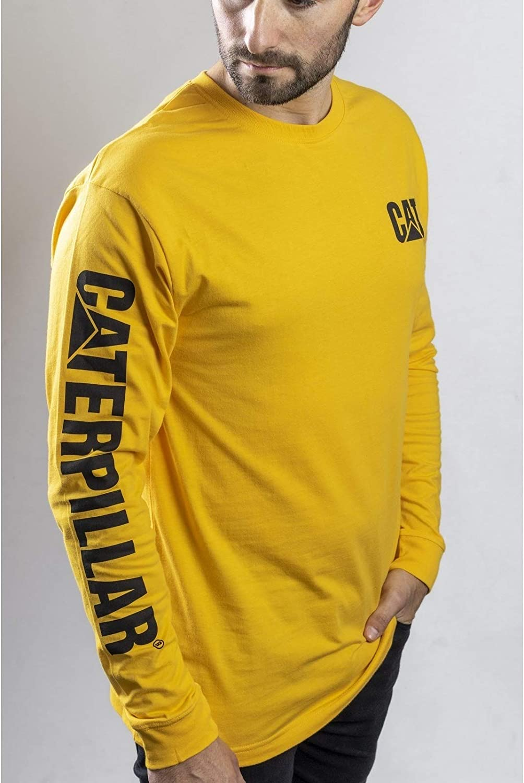 Caterpillar T Shirt Homme