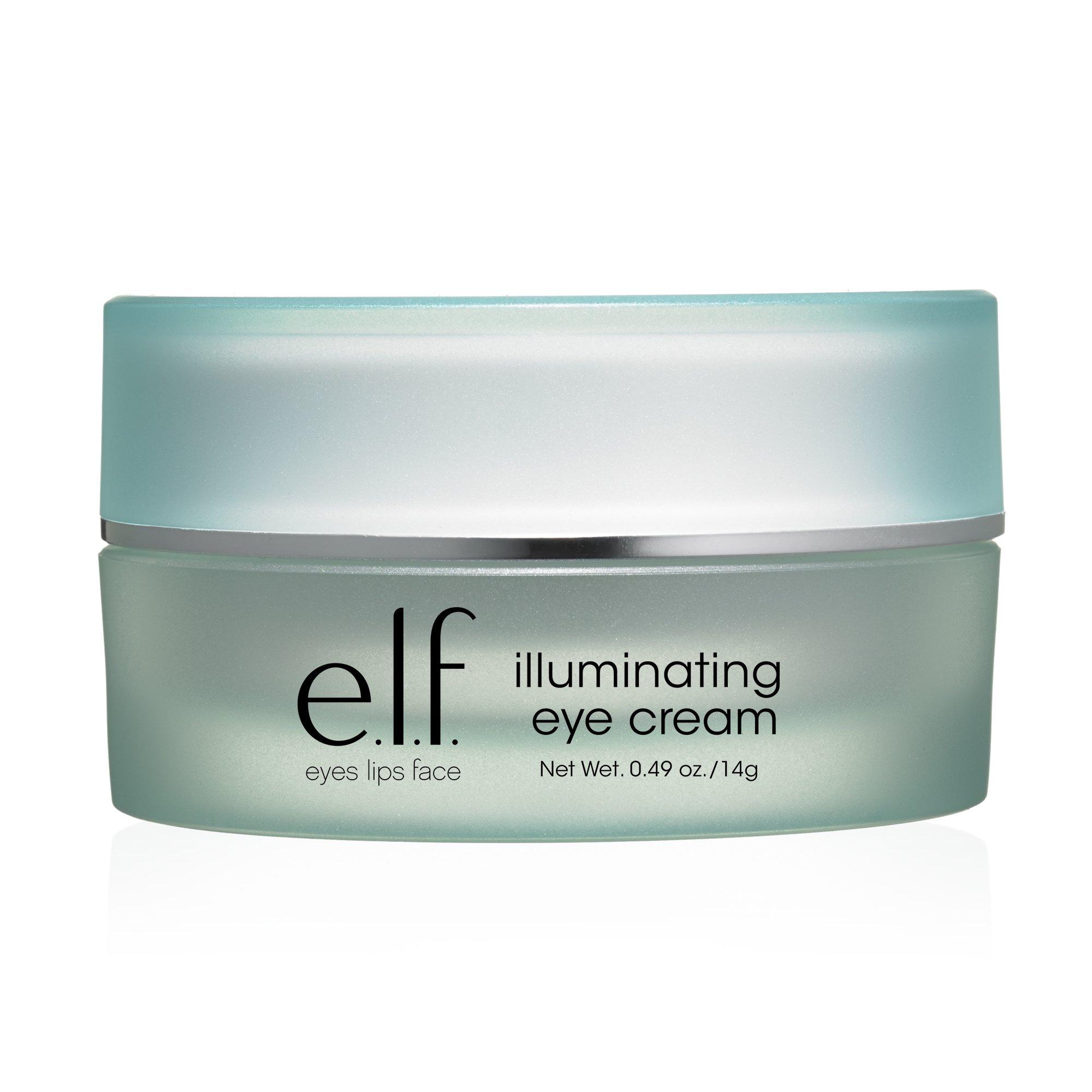 e.l.f. Illuminating Eye Cream, 0.49 Ounce