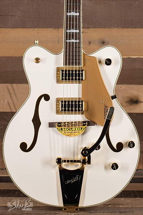 Gretsch Electromatic G5422TG 2016 SCW · Guitarra eléctrica: Amazon ...