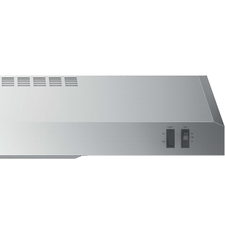 GE JVX3300SJSS Convertible Range Hood