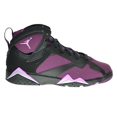 627a4e5e1102 ... discount air jordan 7 retro gg big kids shoes black fuchsia glow black  mulberry 4d7da 81a53 ...