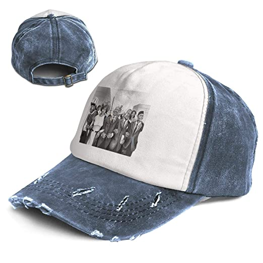 MLK Day Martin Luther King Jr Adult Mens Women Hat Cap Distressed Washed  Baseball Cotton Denim a561caa6db4