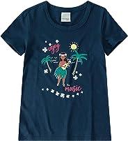 Camiseta Cute, Malwee Kids, Feminina